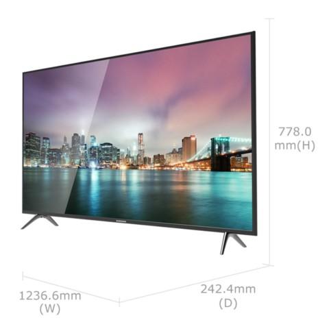 三星UA55MUF30ZJXXZ 55英寸 4K超高清 智能网络 液晶平板电视  黑色平板电视产品图片2