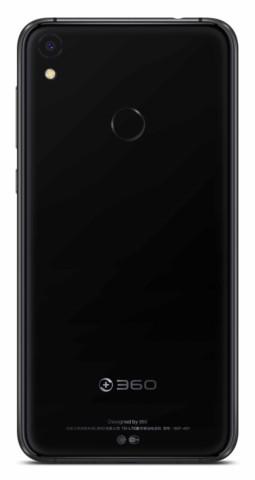 360手机N5S 全网通 6GB+64GB 幻影黑 移动联通电信4G手机 双卡双待手机产品图片6