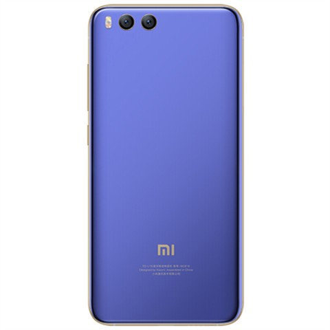 小米6 6GB+64GB 全网通 亮蓝色外观图片3