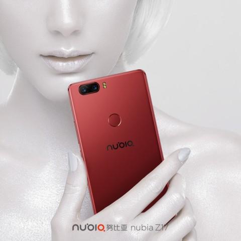 努比亚Z17 6GB+64GB 金色外观图片3