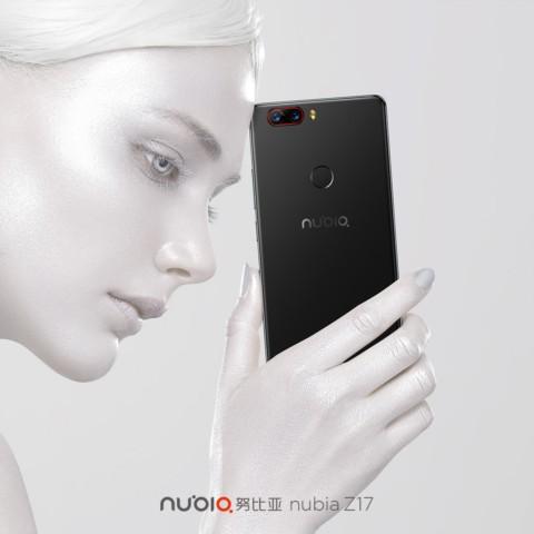 努比亚Z17 6GB+64GB 金色外观图片4