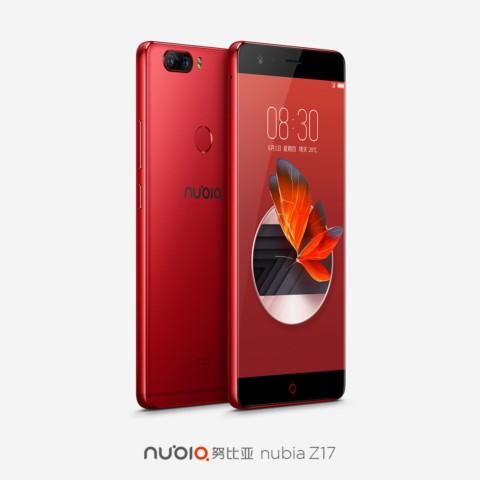 努比亚Z17 6GB+64GB 金色外观图片10