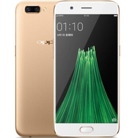 OPPOR11 全网通 双卡双待手机 金色手机产品图片1