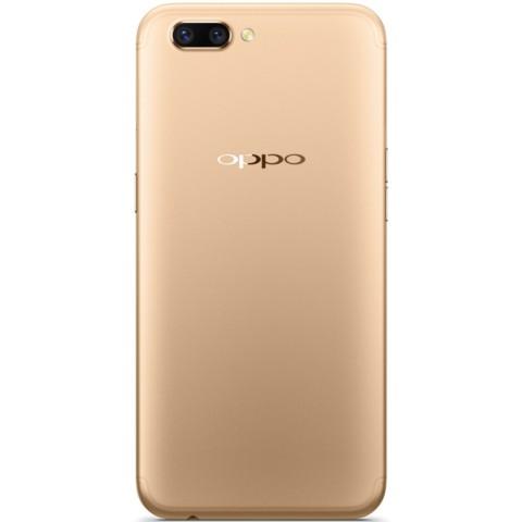 OPPOR11 全网通 双卡双待手机 金色手机产品图片3