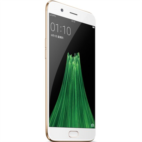 OPPOR11 全网通 双卡双待手机 金色手机产品图片4