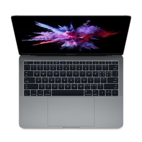 苹果MacBook Pro 2017 15.4英寸笔记本电脑 银色(Multi-Touch Bar/Core i7处理器/16GB内存/256GB硬盘)MJLQ2CH/A笔记本产品图片2