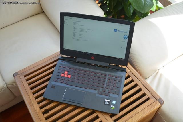 惠普暗影精灵III代 15.6英寸游戏笔记本电脑(i5-7300HQ 8G 1T GTX1050 2G独显 IPS FHD)实拍图片6
