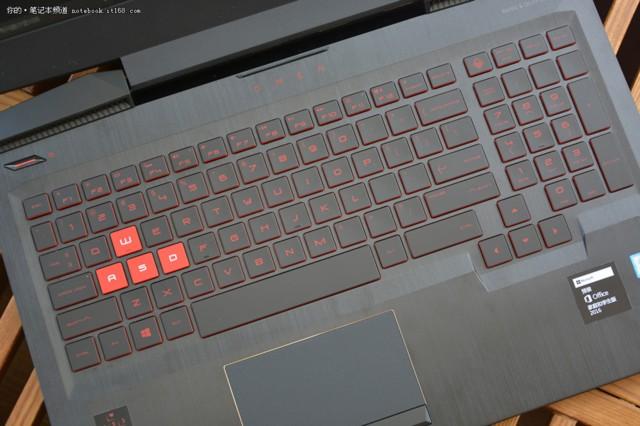 惠普暗影精灵III代 15.6英寸游戏笔记本电脑(i5-7300HQ 8G 1T GTX1050 2G独显 IPS FHD)实拍图片8