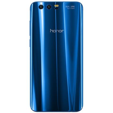 荣耀9 全网通 高配版 6GB+64GB 魅海蓝 移动联通电信4G手机 双卡双待手机产品图片2