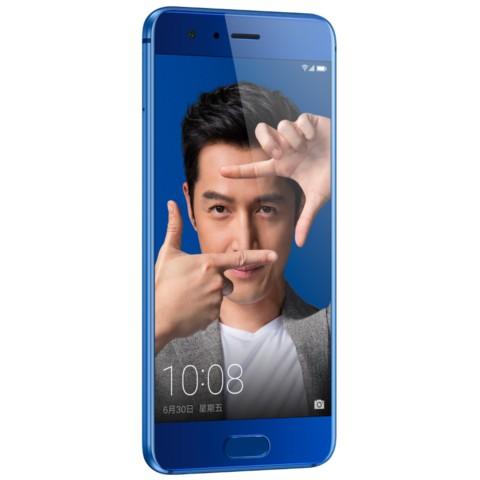 荣耀9 全网通尊享版 6GB+128GB 移动联通电信4G手机 双卡双待 魅海蓝手机产品图片3