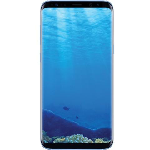 三星Galaxy S8+(SM-G9550)4GB+64GB版 雾屿蓝 移动联通电信4G手机 双卡双待手机产品图片2