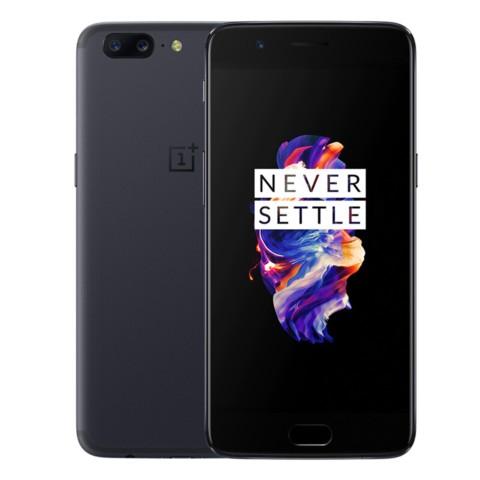 一加手机5 6GB+64GB 月岩灰 全网通 双卡双待 移动联通电信4G手机手机产品图片1