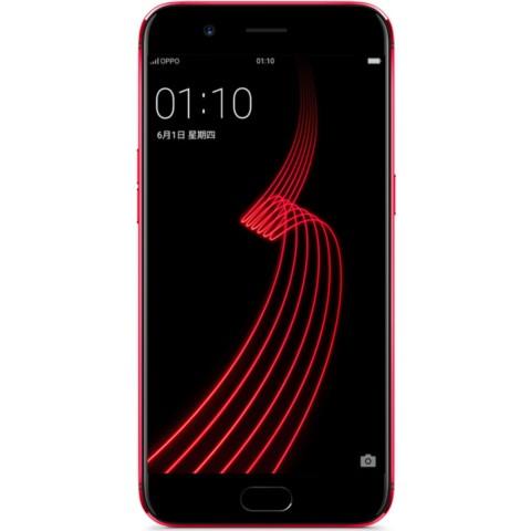 OPPOR11 全网通4G+64G  双卡双待手机 热力红色手机产品图片2