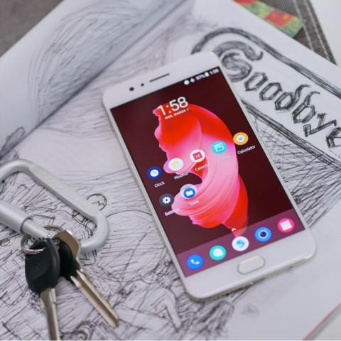 一加手机5 6GB+64GB 月岩灰 全网通 双卡双待 移动联通电信4G手机场景图片3