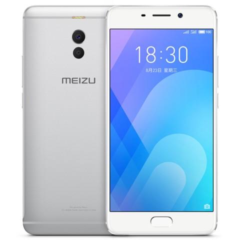 魅族魅蓝 Note6 3GB+32GB 全网通公开版 皓月银 移动联通电信4G手机 双卡双待手机产品图片1