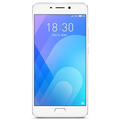 魅族魅蓝 Note6 3GB+32GB 全网通公开版 皓月银 移动联通电信4G手机 双卡双待手机产品图片2