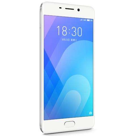 魅族魅蓝 Note6 3GB+32GB 全网通公开版 皓月银 移动联通电信4G手机 双卡双待手机产品图片5