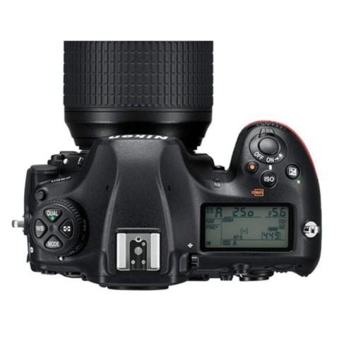 尼康D850 全画幅单反相机整体外观图图片3