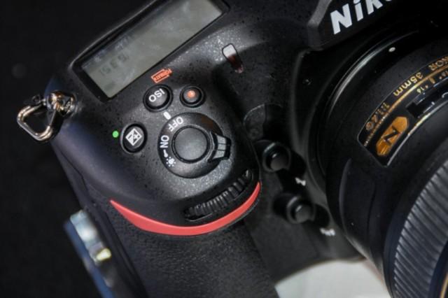 尼康D850 全画幅单反相机局部细节图图片1