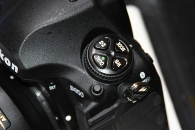 尼康D850 全画幅单反相机局部细节图图片4