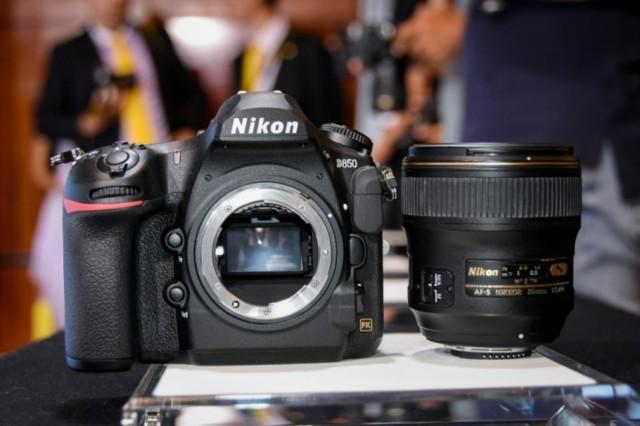 尼康D850 全画幅单反相机局部细节图图片5