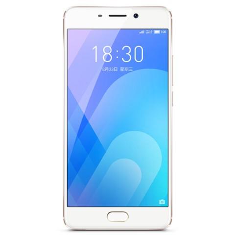 魅族魅蓝 Note6 3GB+32GB 全网通公开版 香槟金 移动联通电信4G手机 双卡双待手机产品图片2