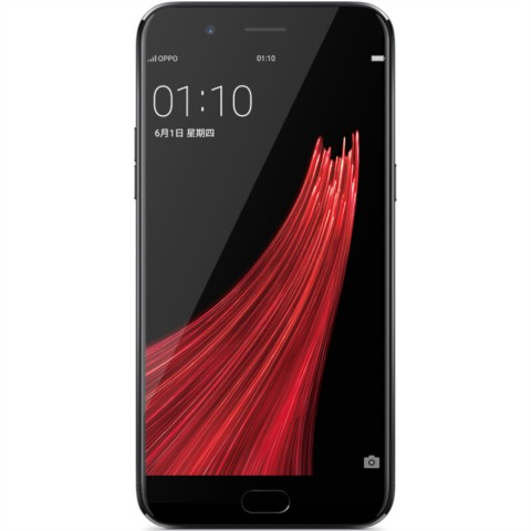 OPPOR11 Plus 6GB+64GB内存版 全网通4G手机 双卡双待 黑色手机产品图片2