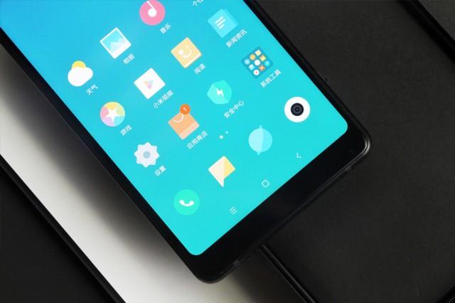 小米MIX2 黑色陶瓷版 6G+128G 全网通4G手机开箱图片7