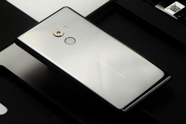 小米MIX2 全网通 6GB+128GB 黑色 移动联通电信4G手机 双卡双待开箱图片8