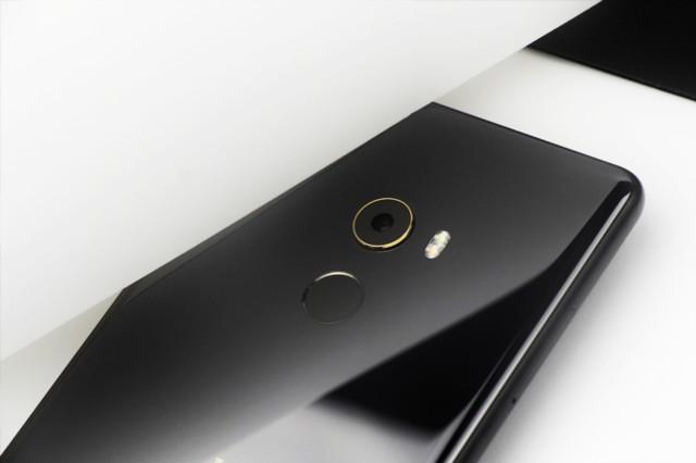 小米MIX2 全网通 6GB+128GB 黑色 移动联通电信4G手机 双卡双待开箱图片9