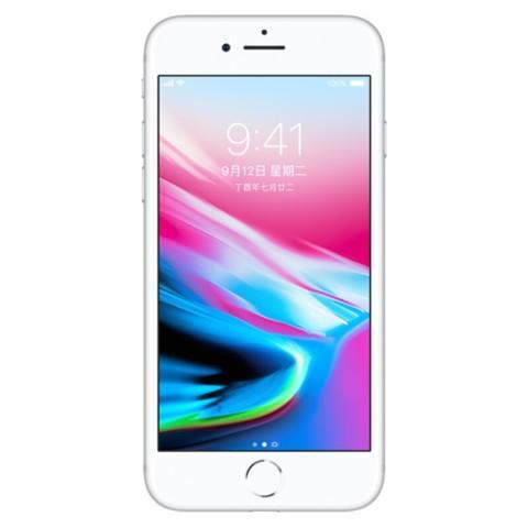 苹果iPhone 8 (A1863) 256GB 银色 移动联通电信4G手机外观图片3