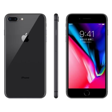 苹果iPhone 8 Plus (A1864) 256GB 深空灰色 移动联通电信4G手机手机产品图片2