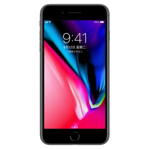 苹果iPhone 8 Plus (A1864) 256GB 深空灰色 移动联通电信4G手机手机产品图片3