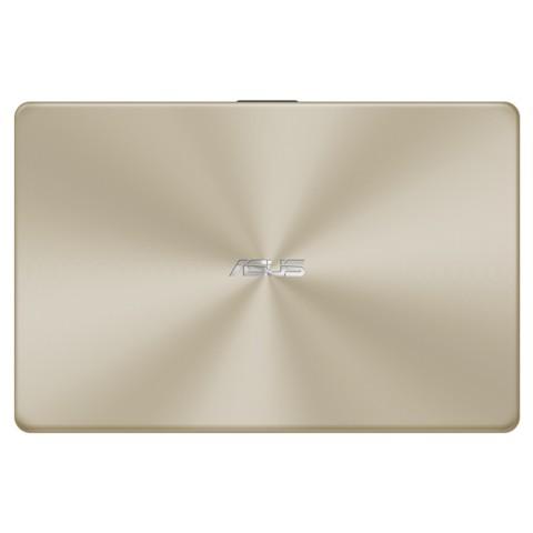 华硕 顽石五代FL8000UQ 15.6英寸游戏笔记本电脑(i7-8550U 8G 128GSSD+1T 940MX 2G独显 FHD)金色笔记本产品图片2