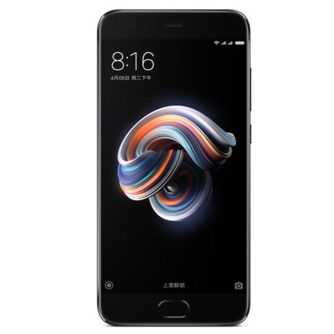 小米Note3 全网通 6GB+64GB 黑色 移动联通电信4G手机 双卡双待手机产品图片2
