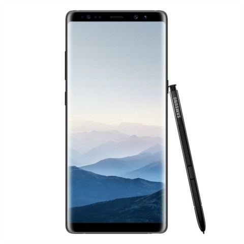 三星Galaxy Note8(SM-N9500)6GB+64GB 谜夜黑 移动联通电信4G手机 双卡双待手机产品图片2