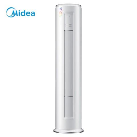 美的2匹 变频 冷暖 圆柱空调柜机 智行II KFR-51LW/BP2DN1Y-YB400(B2)空调产品图片1