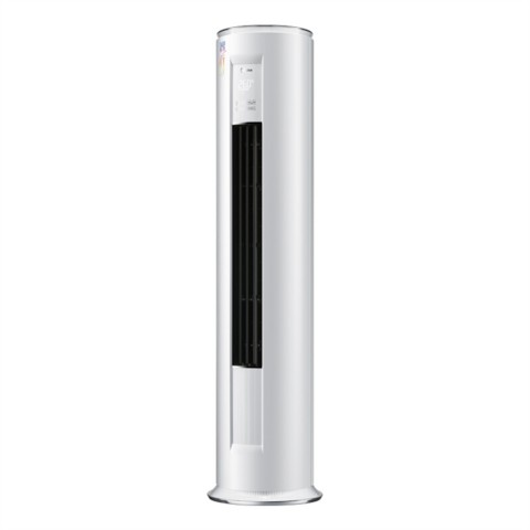 美的2匹 变频 冷暖 圆柱空调柜机 智行II KFR-51LW/BP2DN1Y-YB400(B2)空调产品图片2
