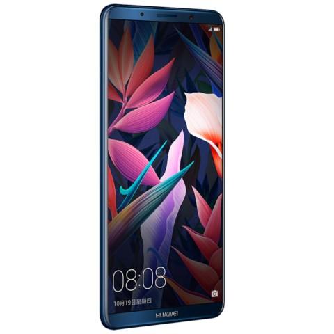 华为Mate 10 Pro 全网通 6GB+64GB 宝石蓝 移动联通电信4G手机 双卡双待手机产品图片4