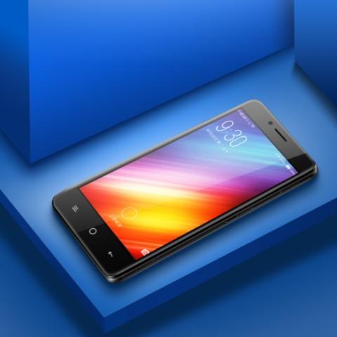 小辣椒红辣椒Q5+ 黑色 全网通 移动联通电信4G手机 双卡双待手机产品图片2
