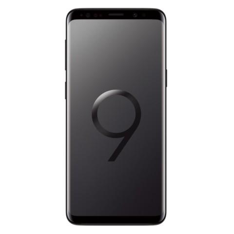 三星Galaxy S9(SM-G9600)4GB+64GB 谜夜黑 移动联通电信4G手机 双卡双待手机产品图片2