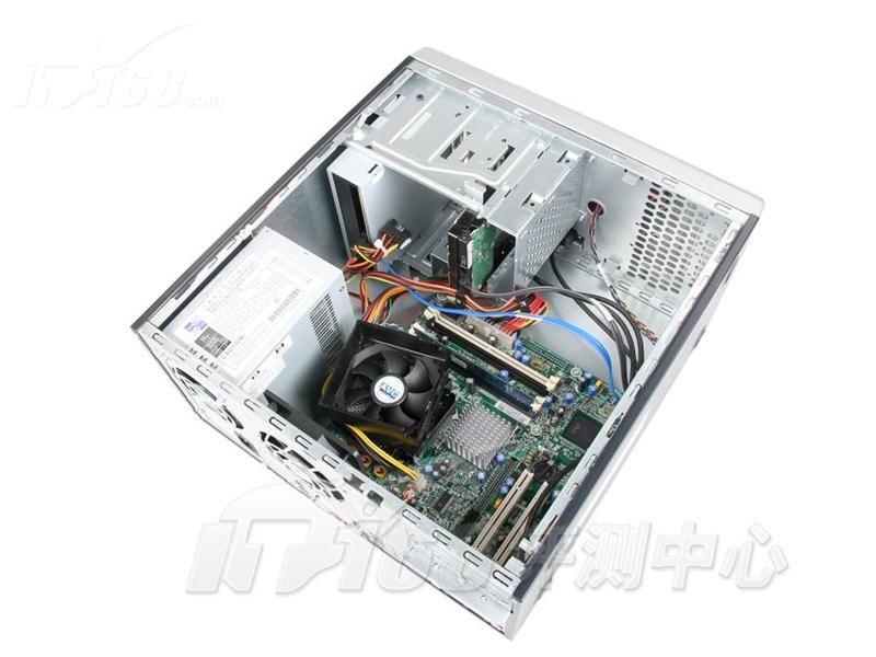 惠普(hp)compaq dx2700(gg903pa)台式机电脑产品图片