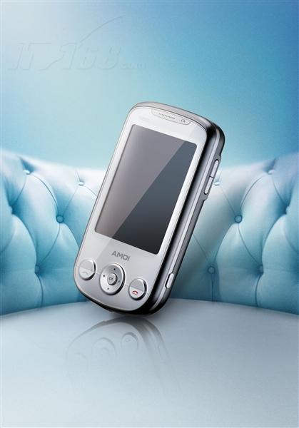 夏新 Amoi N810手机产品图片2下载 夏新手机图片大全