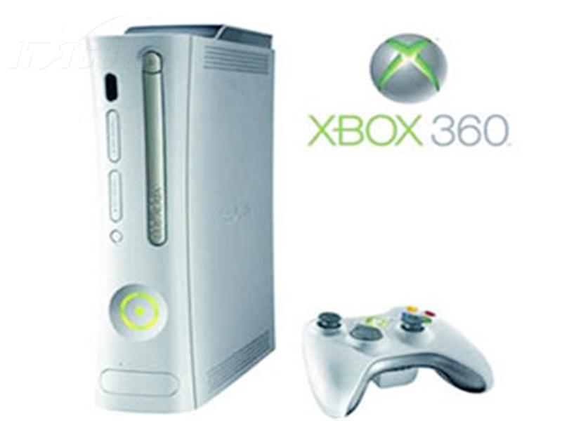 |微软xbox360(无硬盘日版)游戏机