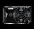 尼康 COOLPIX S6900 卡片式数码相机(1600万像素/翻转触摸屏/12倍光变/NFC)黑色