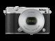 尼康 J5 可换镜头数码相机 单机身(黑白)