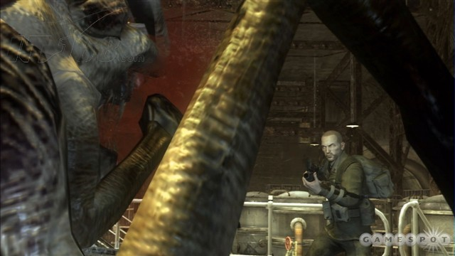 S3游戏抵抗 灭绝人类 Resistance Fall of Man 游戏机软件 外观 清晰